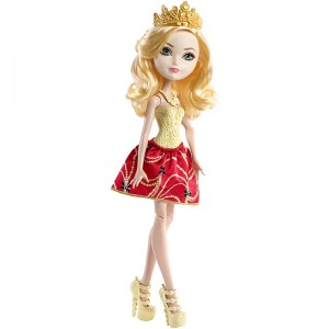 Эппл Уайт Кукла Ever After High Apple White DLB36