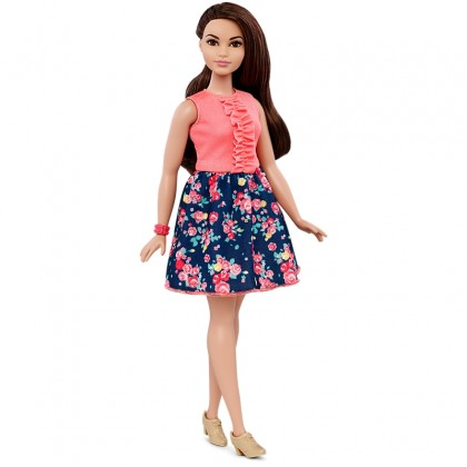 Игра с модой Кукла Barbie DMF28