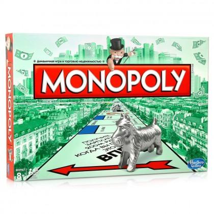 Настольная игра Монополия Hasbro