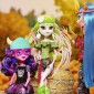 Кукла Monster High Монстры по обмену Кирсти Троллсонн