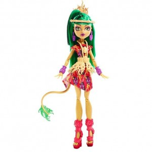 Джинафаер Лонг Кукла Monster High DKX95