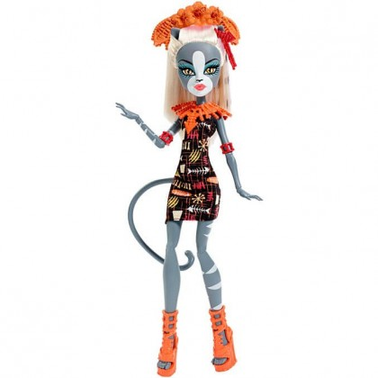 Мяулодия Кукла Monster High DKX96