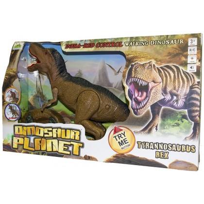 Динозавр TYRANNOSAURUS REX на радиоуправлении