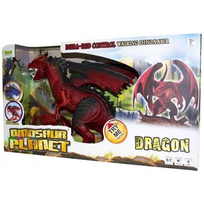 Динозавр DRAGON на радиоуправлении