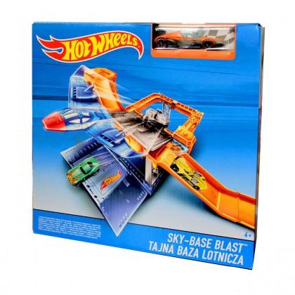 Трек Hot Wheels Воздушная база CDM29/X9295