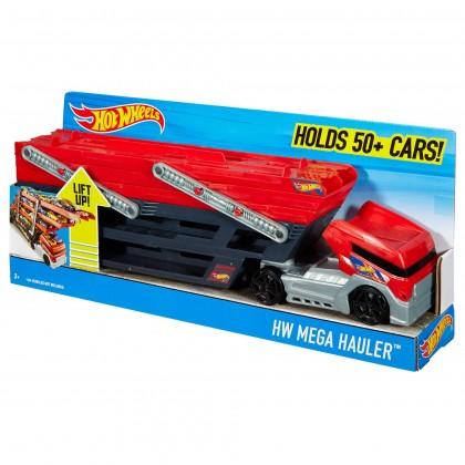 Автовоз Hot Wheels (Хот Вилс) на 50 машинок