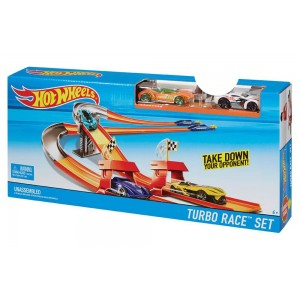 Трек Hot Wheels Турбо-гонка DNN83/DNN81