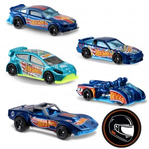 Машинки Hot Wheels DTV55 коллекции Race Team