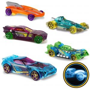 Машинки Hot Wheels DTV55 коллекции X-Raycers