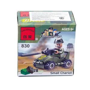 """Конструктор BRICK 830 """"Маленькая колесница"""""""