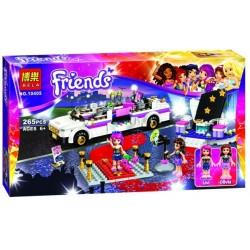 """Конструктор BELA Friends 10405 """"Лимузин для звезды"""""""