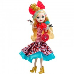 Эппл Уайт Кукла Ever After High Apple White CJF42