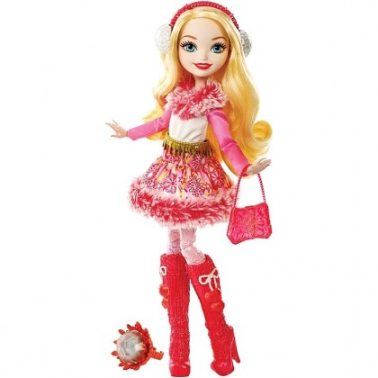 Кукла Ever After High Эппл Уайт DPG88
