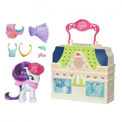 Игровой набор My Little Pony Мейнхеттен
