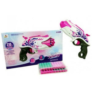 Игрушечный бластер для девочек Blaze Storm 7062