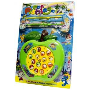 """Игровой набор """"Веселая рыбалка"""" арт.1403564-629-56"""