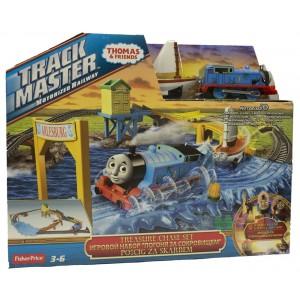 """""""Погоня за сокровищем"""" Томас и его друзья - Игровой набор из серии TrackMaster CDB60"""