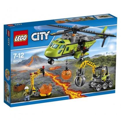 Грузовой вертолет исследователей вулканов 60123