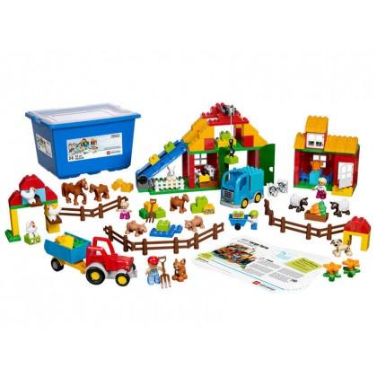 Lego Duplo Большая ферма 45007