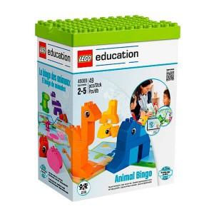 Лото с животными Lego Duplo 45009
