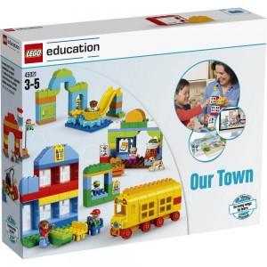 Наш родной город Lego Duplo 45021
