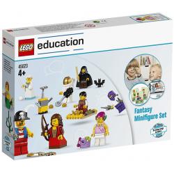 Сказочные и исторические персонажи Lego Duplo 45023