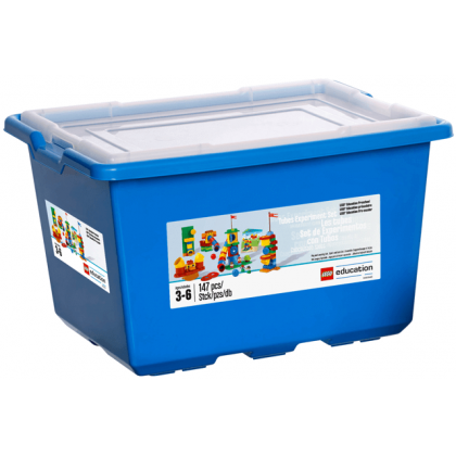 Набор с трубками Lego Duplo 9076