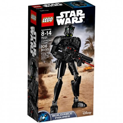 Имперский штурмовик смерти Lego Star Wars 75121
