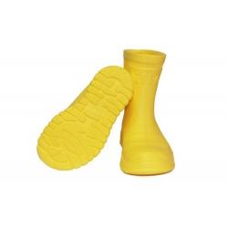 Сапоги Tilla детские жёлтые