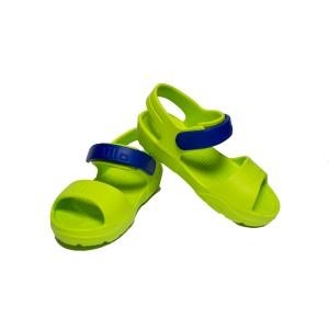 Сандалии детские Tilla зелёные