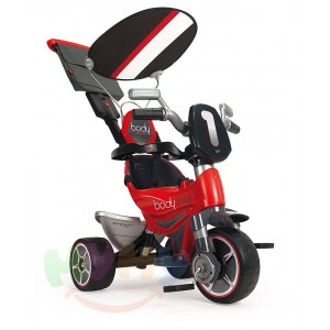 Трицикл Body Red Injusa 325