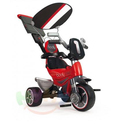 Детский велосипед Injusa Tricycle Body Red 325