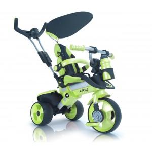 Детский велосипед Injusa City Trike Green 3263