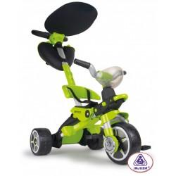 Детский велосипед Injusa Tricycle Bios Green