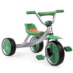 Детский велосипед зелёный T-501
