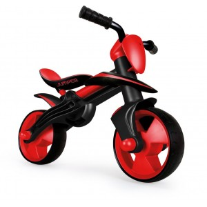 Детский беговел Injusa Jumper Black 501