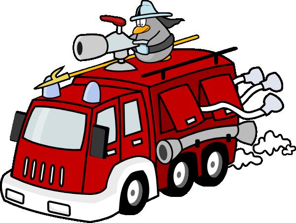 картинка пожарной машины