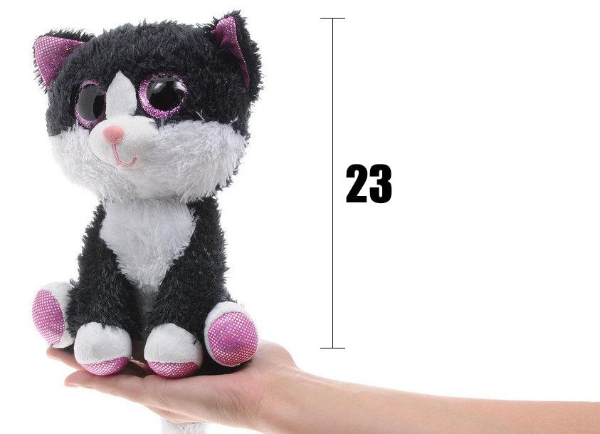 размеры глазастика котика