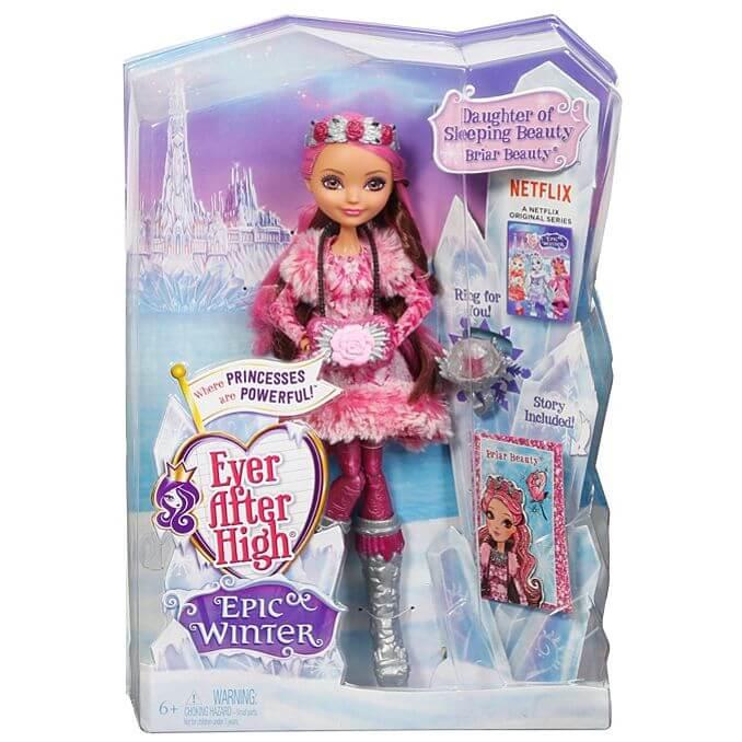 упаковка куклы Браер Бьюти