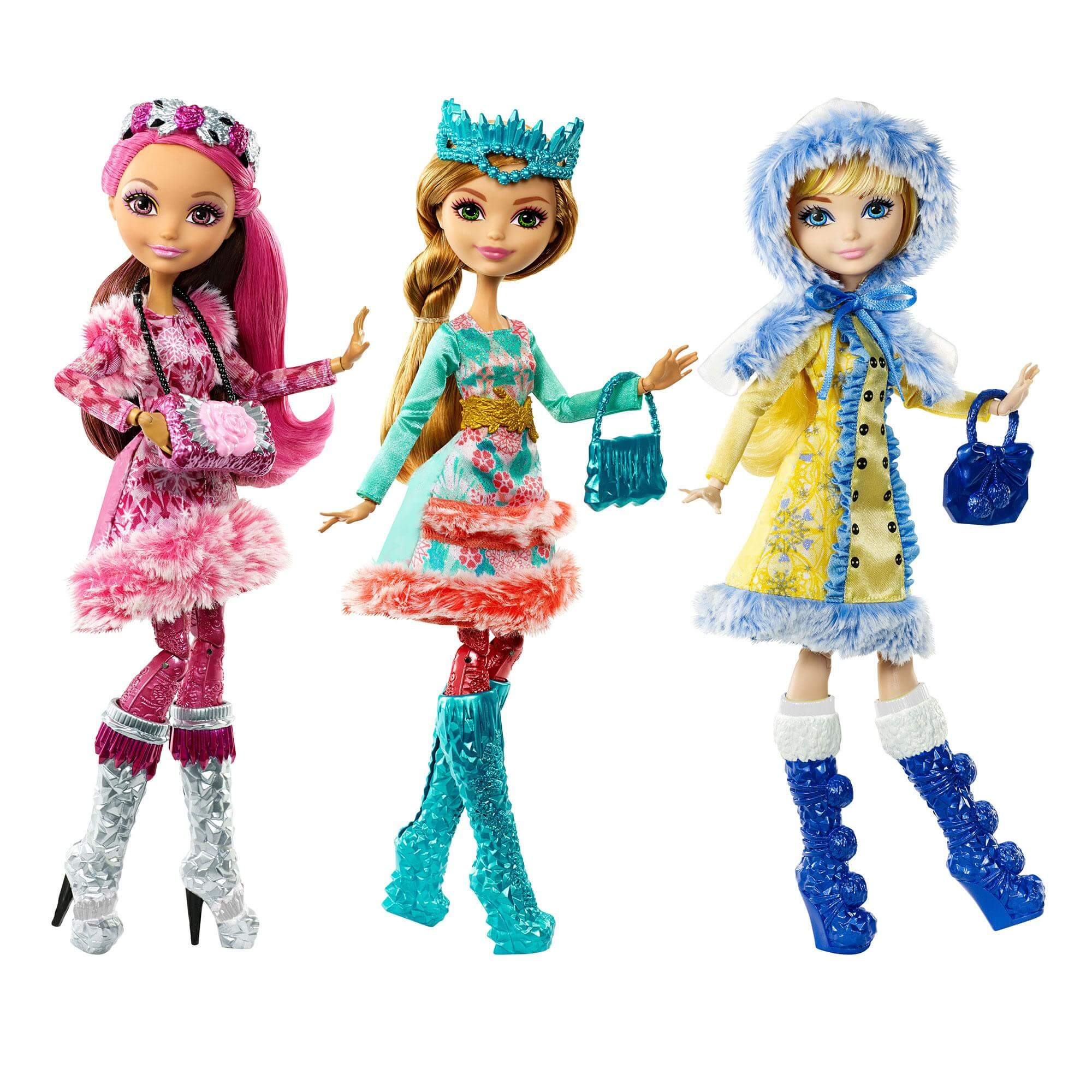 принцессы epic winter