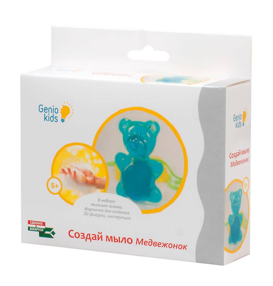 набор для мыловарения Медвежонок