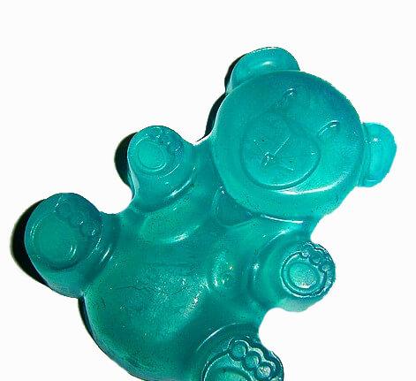 мыло из набора Медвежонок