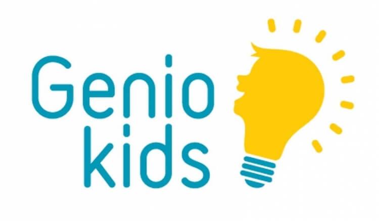 логотип genio kids