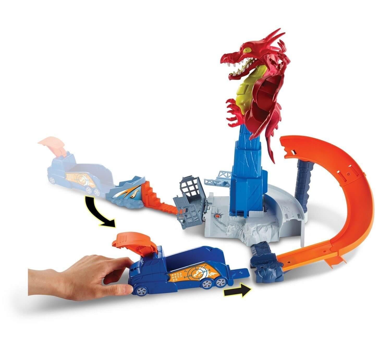трек удар дракона