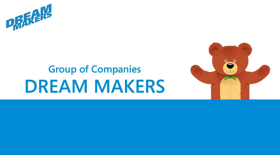 логотип dream group