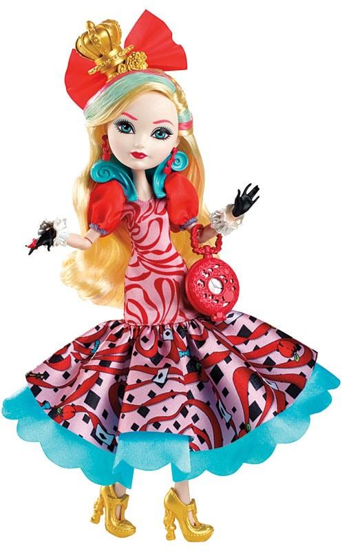 Купить куклу Эппл Уайт Ever After High CJF42 в Минске