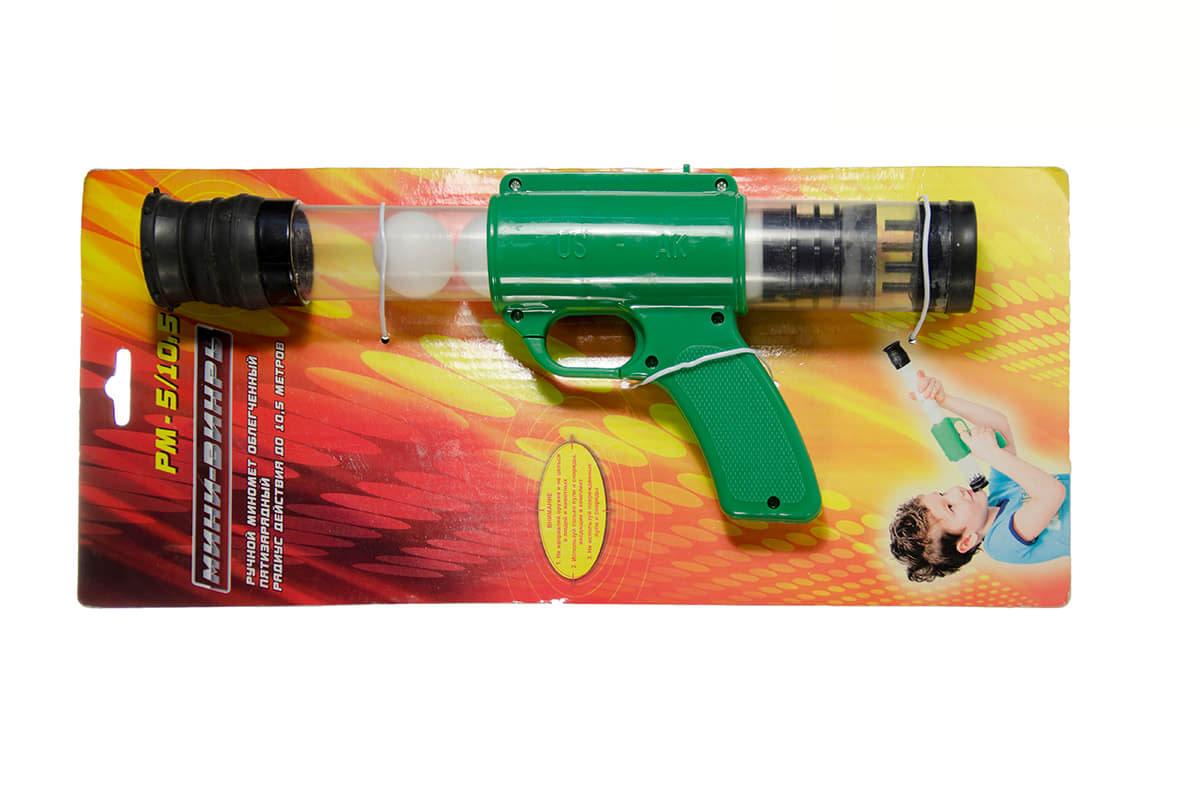 миномёт mission target мини-вихрь