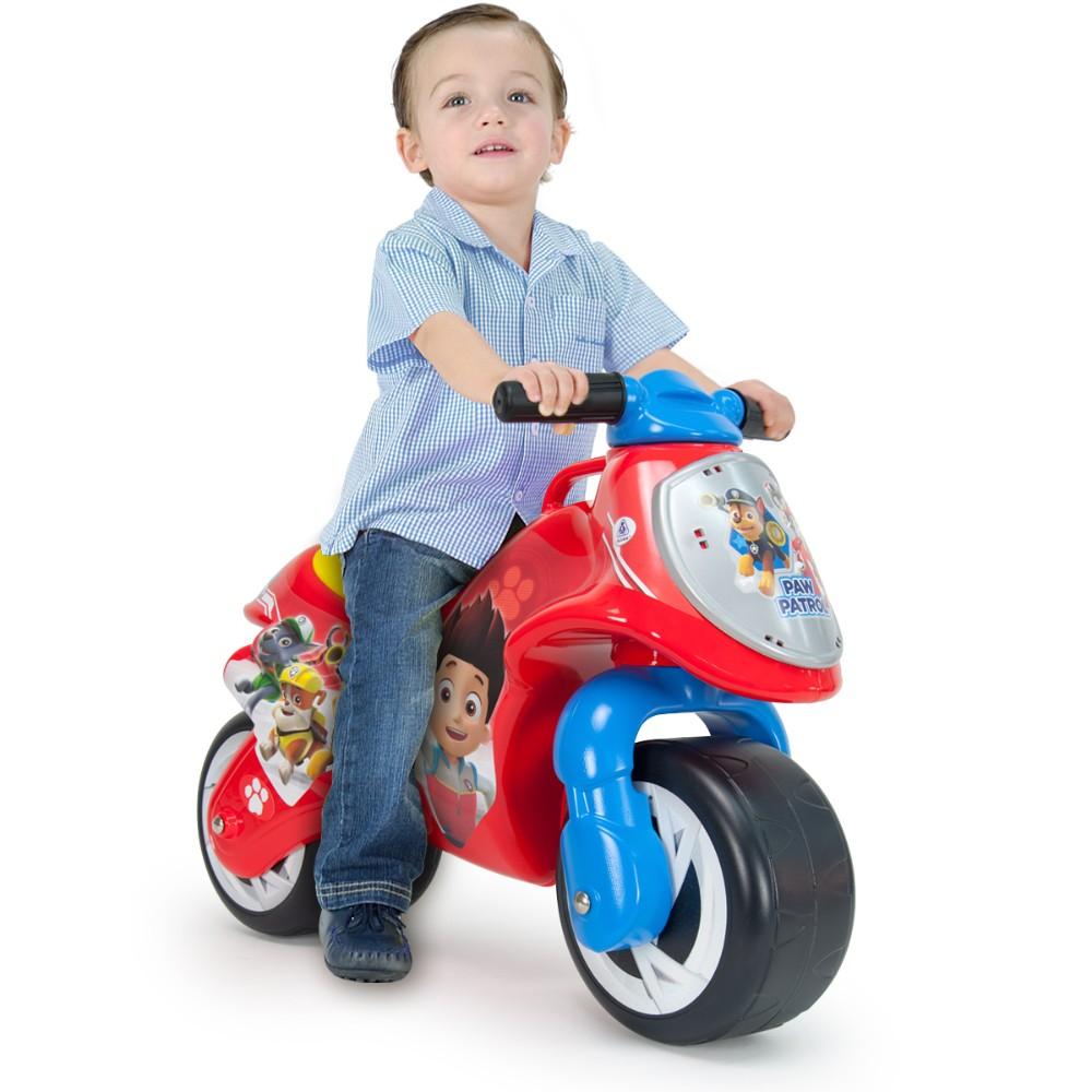 Купить мотоцикл-каталку Щенячий Патруль в Минске