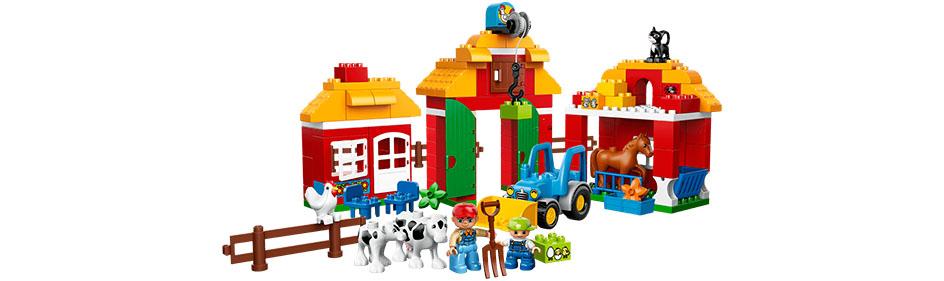 Lego Duplo купить в Минске