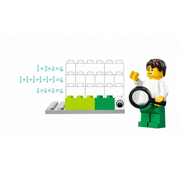 лего базовый набор увлекательная математика